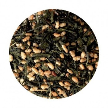Organic Green Tea Genmaicha...