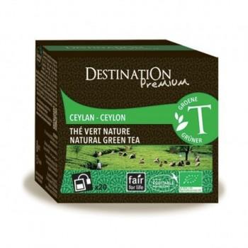 Naturaleza del té verde -...