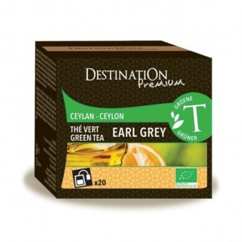 Earl Gray Green Tea -...