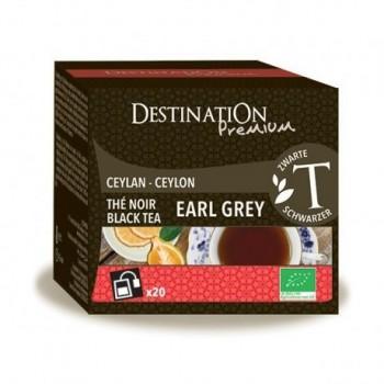 Té Negro Earl Grey - Ceilán...