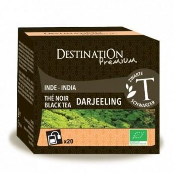 Té Negro Darjeeling - India...