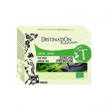 Sencha Premium Green Tea -...