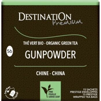 Gunpowder Green Tea - China...