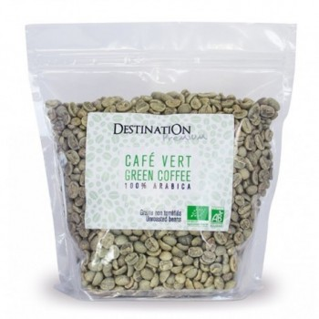 Unroasted Green Coffee - 500g
