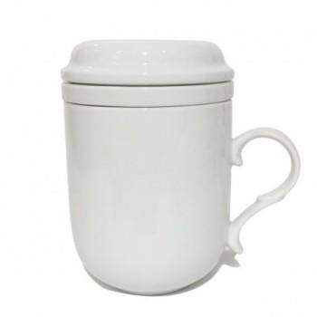 Tisanière - Porcelaine de...