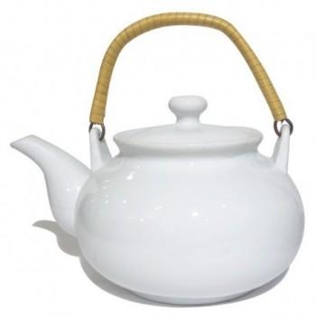 Théière Osier - Porcelaine...