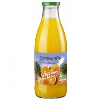100% Pure Orange Juice - 1l