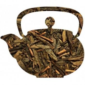 Organic Green Tea Hojicha...