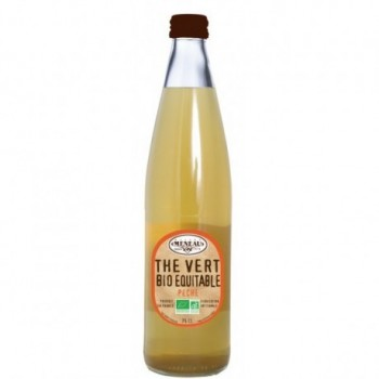 Green Tea Agave Peach - 75cl