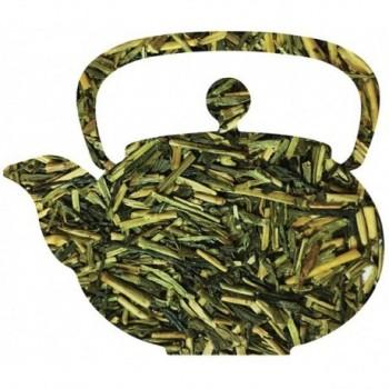 Kukicha de té verde...