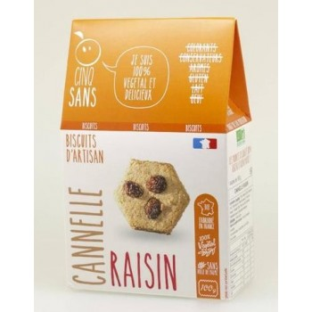 Biscuits Cannelle Raisin...