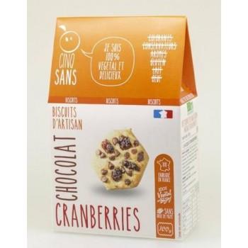 Biscuits Cranberries...