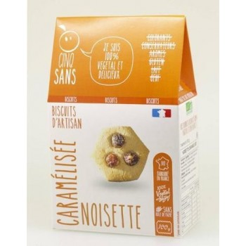 Biscuits Noisette...