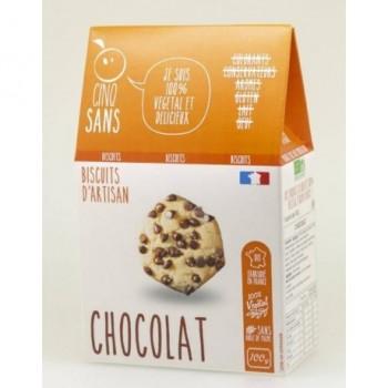 Biscuits Tout Chocolat bio...